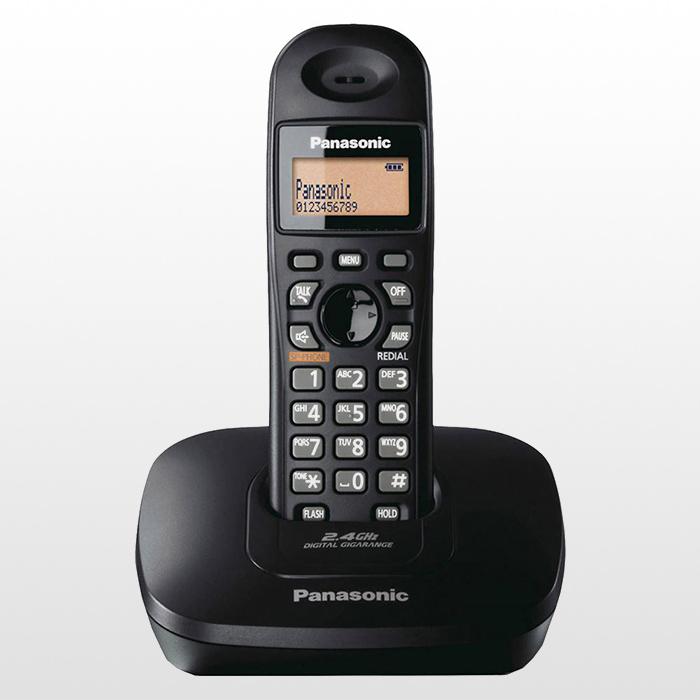 تلفن بی سیم پاناسونیک KX-TG3611