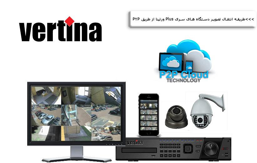 How To Transfer Vertina Plus Series Devices Via P2P