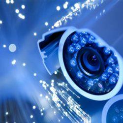 کاربرد فیبر نوری در دوربین مدار بسته