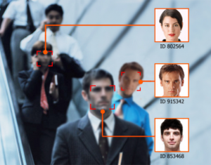 تشخيص چهره افراد (Face Detection)