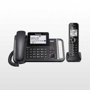 تلفن بی سیم دوخط مدل KX-TG9581