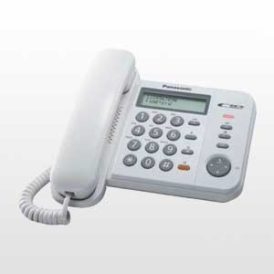 گوشی تلفن رومیزی پاناسونیک KX-TS580