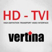 دوربین مدار بسته HD-TVI ورتینا