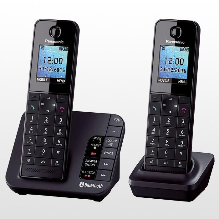 تلفن بی سیم پاناسونیک KX-TGH262