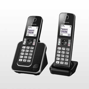 تلفن بی سیم KX-TGD312BX