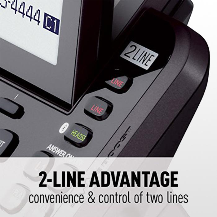 تلفن بی سیم پاناسونیک دوخط مدل KX-TG9541