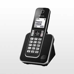تلفن بی سیم KX-TGD310BX