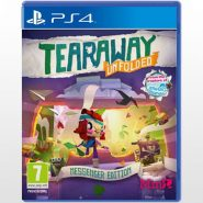 تصویر بازی Tearaway Unfolded-R2