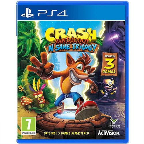 تصویر بازی Crash Bandicoot N. Sane Trilogy-R2