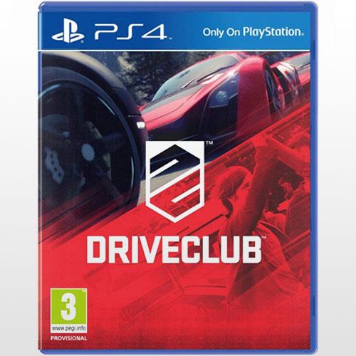 بازی Driveclub-PS4
