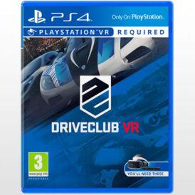 تصویر بازی Driveclub VR-R2