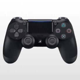 تصویر DualShock 4 Black New Series-PS4