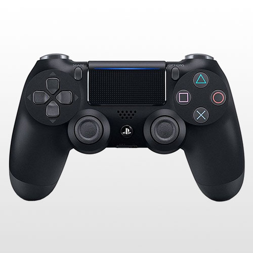 تصویر DualShock 4 Black New Series-PS4
