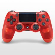 تصویر DualShock 4 Exclusive Red Crystal Edition