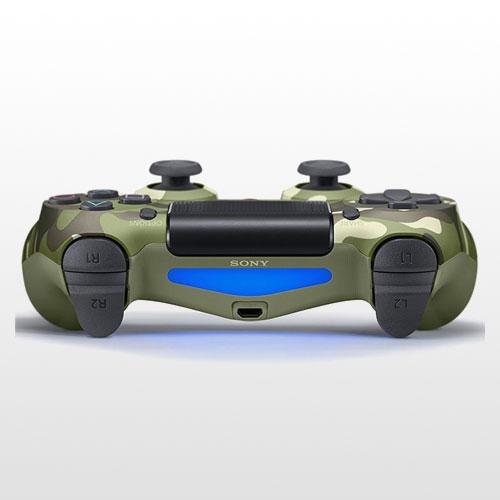 تصویر DualShock 4 Green Camouflage