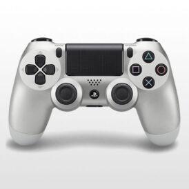 تصویر DualShock 4 Silver
