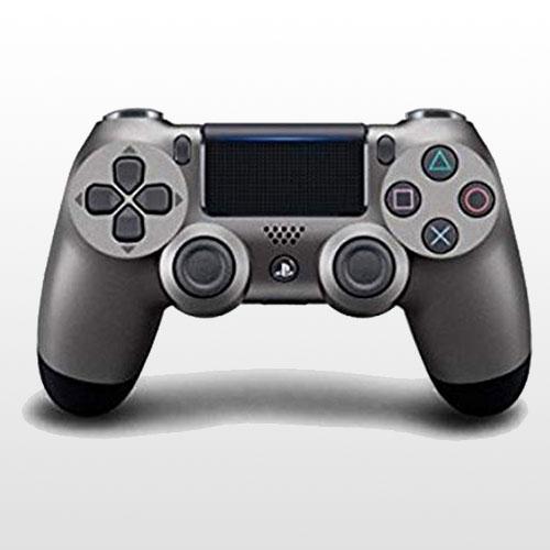 تصویر DualShock 4 Steel Black