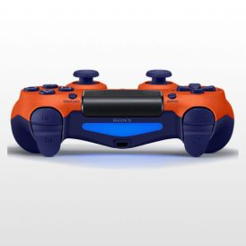 تصویر DualShock 4 Sunset Orange