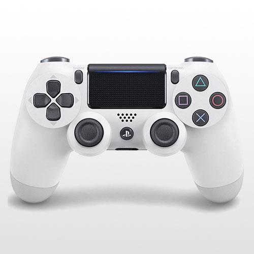 تصویر DualShock 4 White