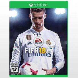 تصویر بازی FIFA 18