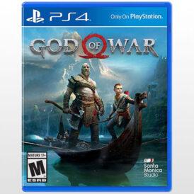 تصویر بازی God of War