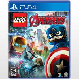 تصویر بازی Lego Marvel Avengers