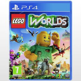 تصویر بازی LEGO Worlds-Nintendo Switch