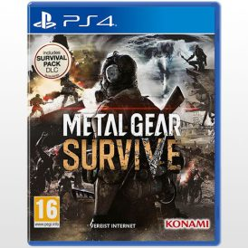 تصویر بازی Metal Gear Survive-R2