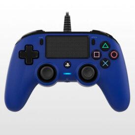 تصویر Wierd Compact Controller Blue
