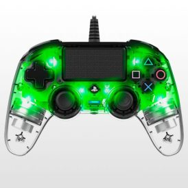 تصویر Wierd Illuminated Compact Controller Crystal Green