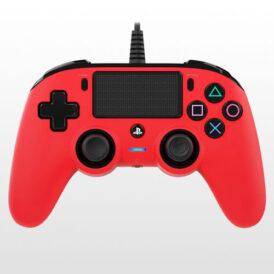 تصویر Wierd Compact Controller Red