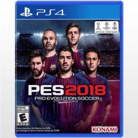 تصویر بازی PES 2018