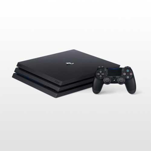 تصویر PS4 Pro 1TB-R2-CUH 7116B Black