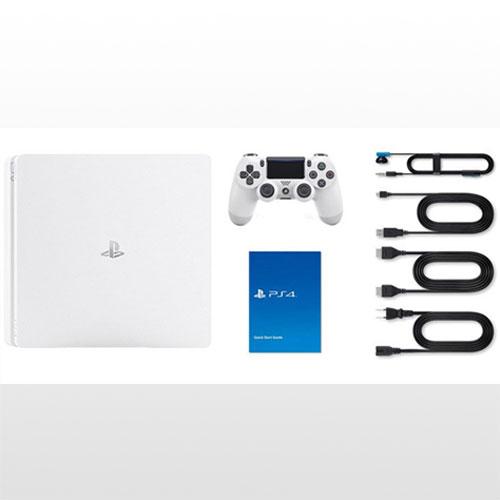 تصویر PS4 Slim 1TB-R2-CUH 2116B White