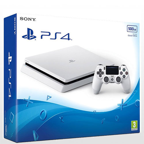 تصویر PS4 Slim 500GB-R2-CUH 2116A White
