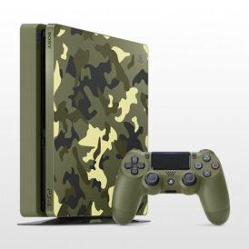 تصویر پلی استیشن 4 اسلیم تک دسته 1 ترابایت PS4 Slim 1TB-R2 Call Of Duty