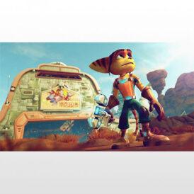 تصویر بازی Ratchet-Clank