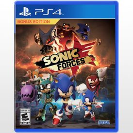 تصویر بازی Sonic Forces-Bonus Edition