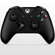 Xbox One S Wireless Controller-Black