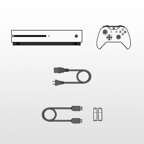 تصویر Xbox one S 1TB
