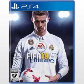 تصویر بازی پلی استیشن ۴ ریجن ۲-FIFA 18
