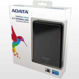 تصویر هارد دیسک اکسترنال ADATA HV620-1TB