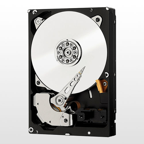 تصویر هارد دیسک اینترنال Western Digital Black NAS-2TB