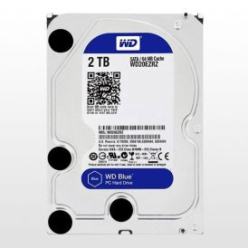 تصویر هارد دیسک اینترنال Western Digital Blue-2TB