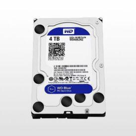 تصویر هارد دیسک اینترنال Western Digital Blue-4TB