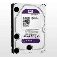 تصویر هارد دیسک اینترنال Western Digital Purple Surveillance-2TB