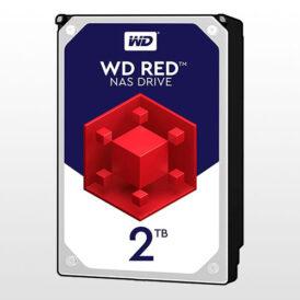 تصویر هارد دیسک اینترنال Western Digital Red NAS-2TB