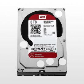 تصویر هارد دیسک اینترنال Western Digital Red NAS-6TB