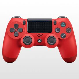 تصویر DualShock 4 Red