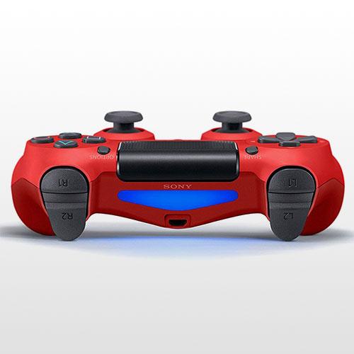 تصویر DualShock 4 Red